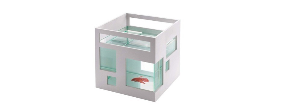 umbra fishhotel mini aquarium