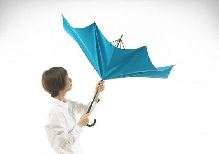 unbrella inverted umbrella