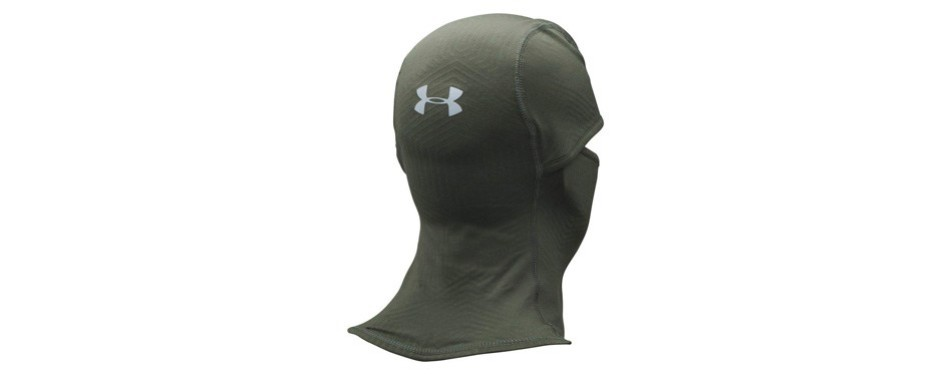 under armor coldgear infrared ski mask hood