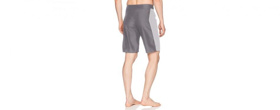 under armor mens rigid board swimming trunk