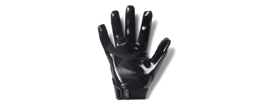 under armour f5 football gloves