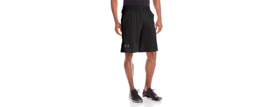 under armour flex shorts