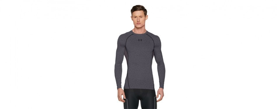 f4f89c500f14c under armour men s heatgear armour long sleeve compression shirt