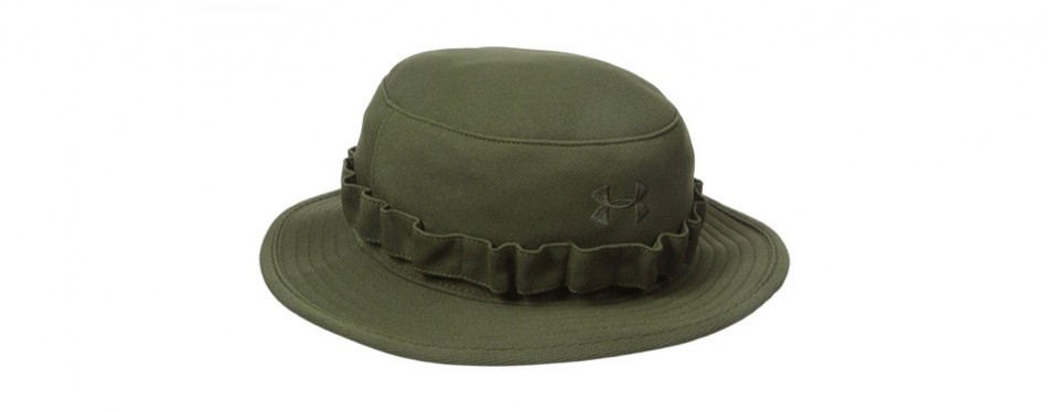 under armour men's tactical bucket fishing hat