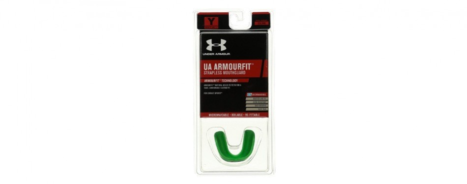 under armour mouthwear - armourfit mouthguard