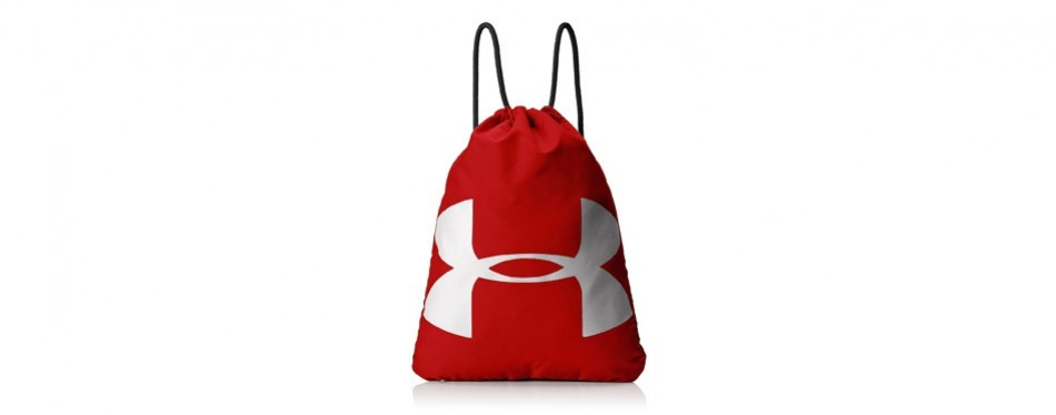 58b292c7f7a8 lyst under armour ua ozsee sackpack the latest bc1ec 5aaac ...