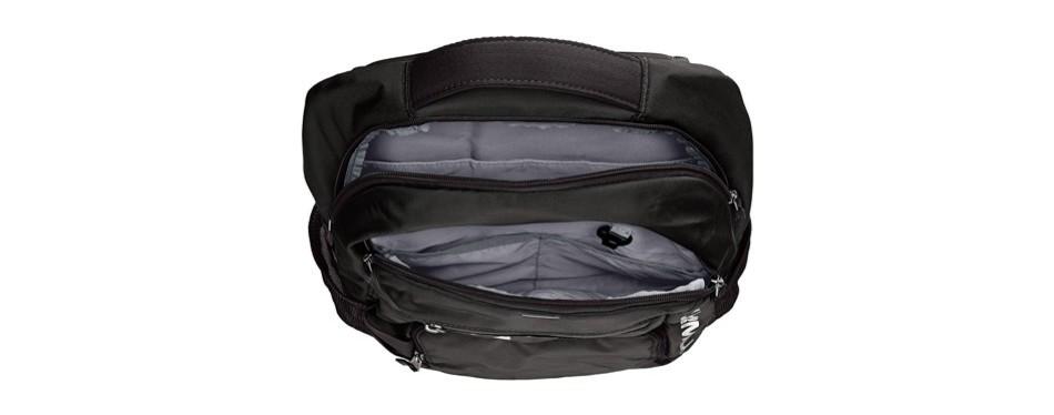 under armour storm hustle ii stylish backpack