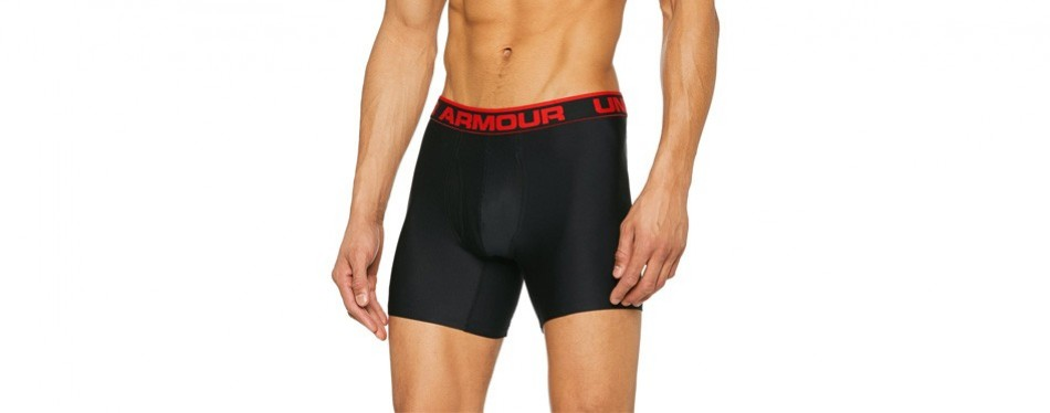 under armour the original 6'' boxerjock briefs