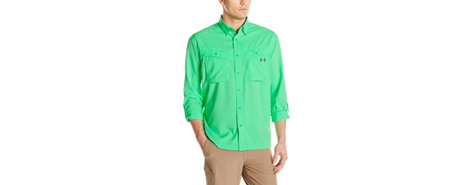 under armour tide chaser long sleeve fishing shirt