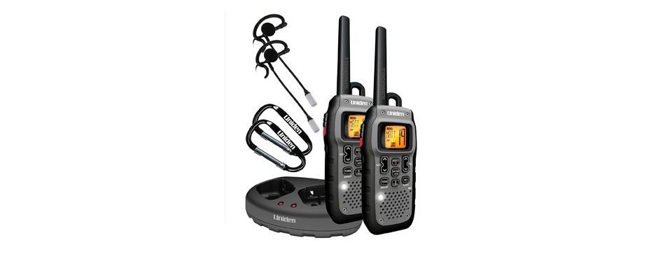 uniden submersible long range walkie talkie