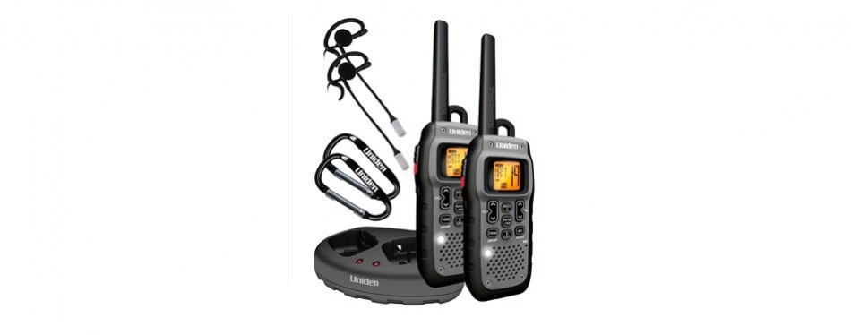 uniden submersible long range walkie talkie