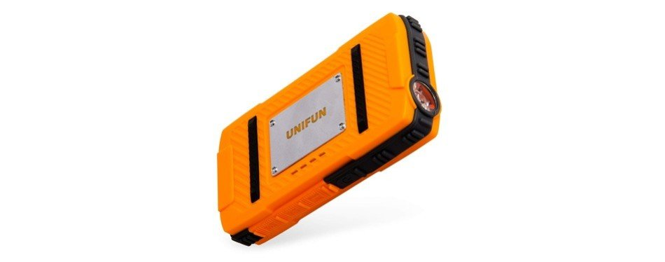 unifun waterproof external power bank