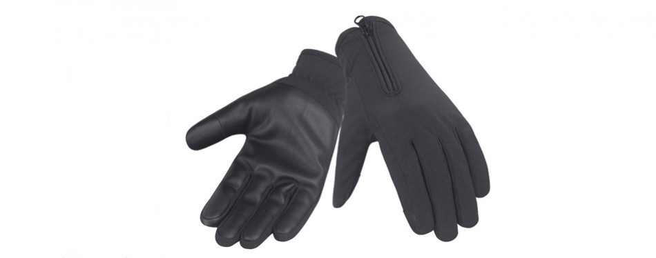 unigear outdoor waterproof touchscreen gloves