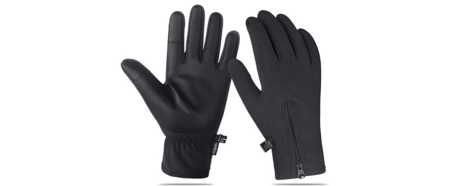 unigear outdoor waterproof touchscreen gloves