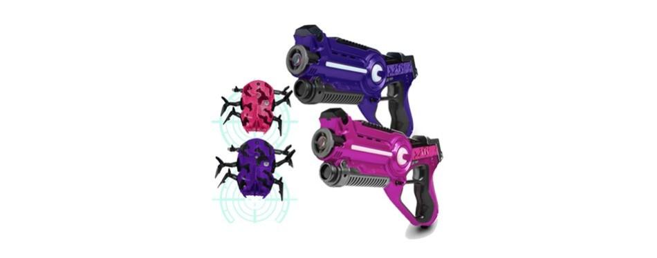 usa toyz space blaster laser tag set