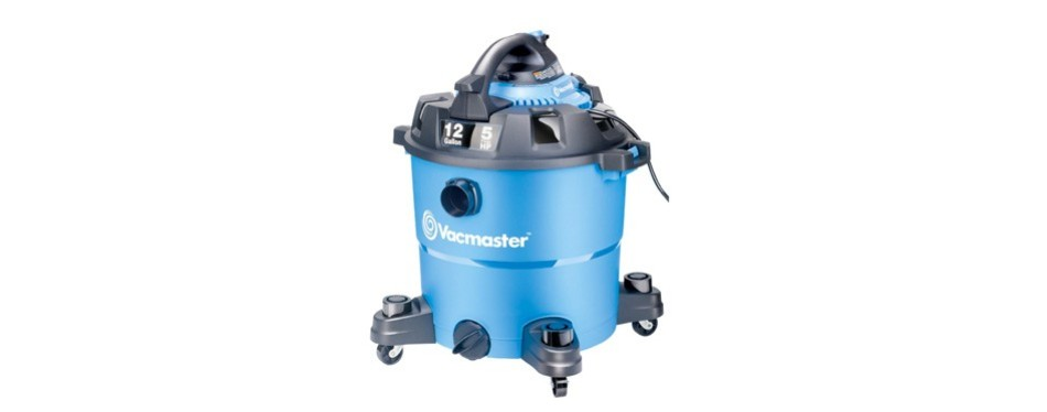 vacmaster vacuum detachable 12 gallon 5 peak hp wet/dry vacuum