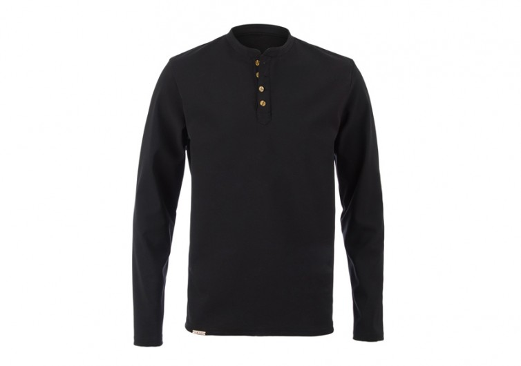 Vaktare Moto Gear Abrasion Resistant Henley