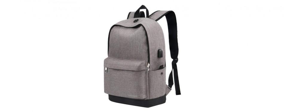 vancropak water resistant canvas backpack