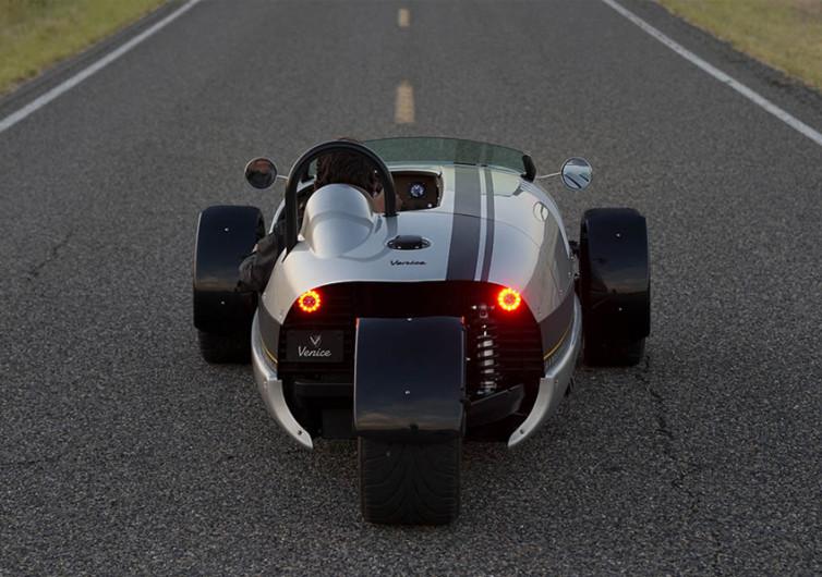 Vanderhall Speedster