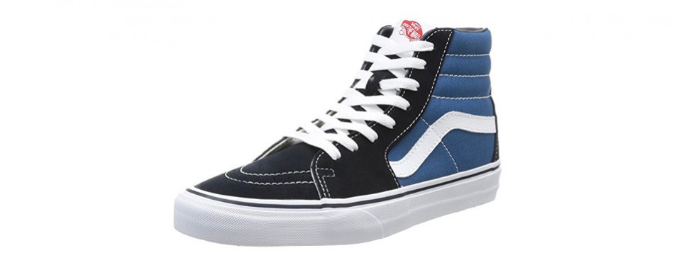 vans sk8-hi casual skate shoes
