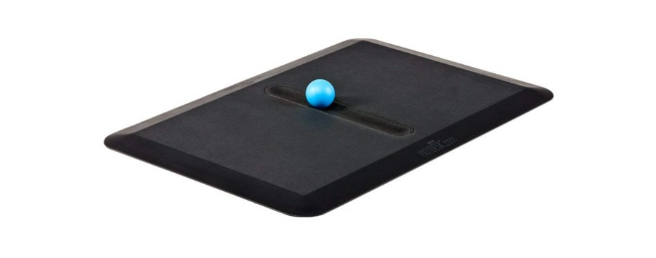 varidesk standing desk mat
