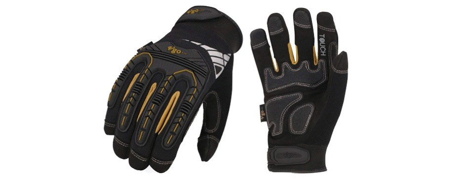 vgo high dexterity heavy duty mechanic gloves