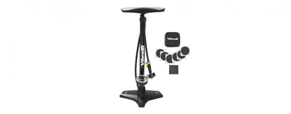 vibrelli performance bike foot pump