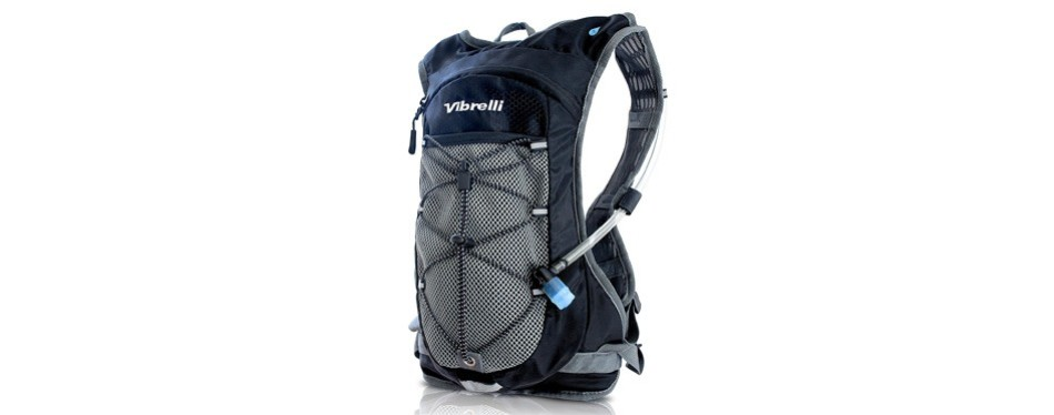 vibrelli ski backpack with 2l hydration bladder