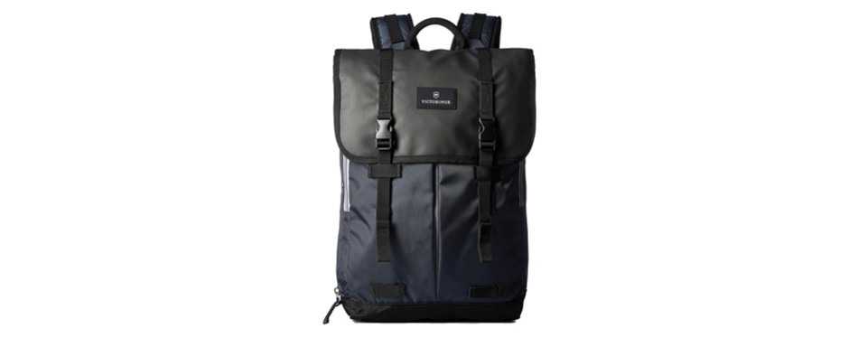victorinox altmont flapover laptop stylish backpack