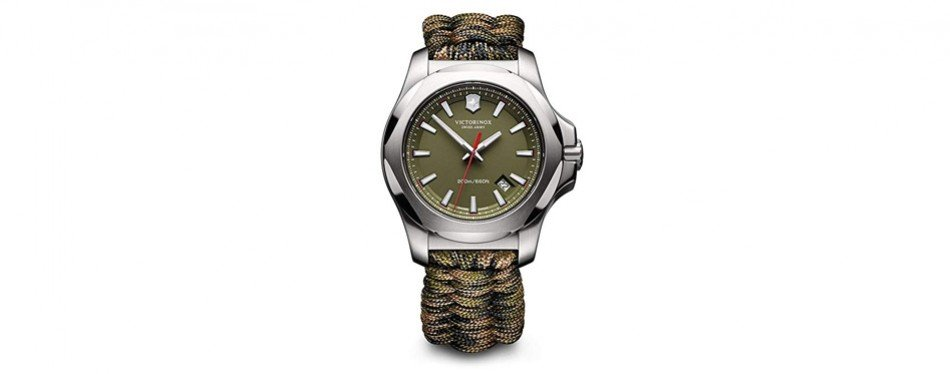 victorinox swiss army i.n.o.x watch