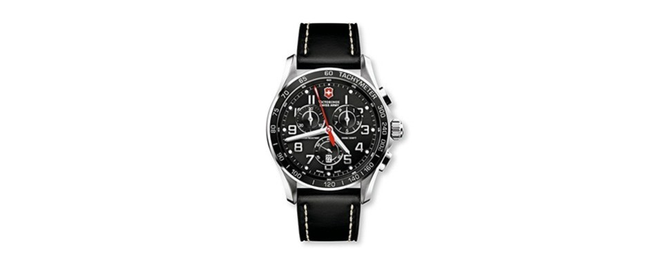 victorinox swiss army men's watch