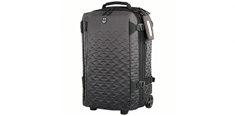 victorinox vx touring wheeled 2 in 1 backpack carry-on