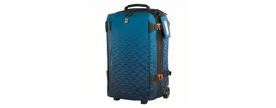 victorinox vx touring wheeled 2-in-1 backpack carry on
