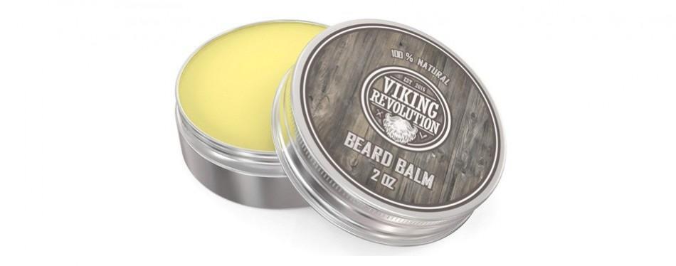 viking revolution 100% natural beard balm