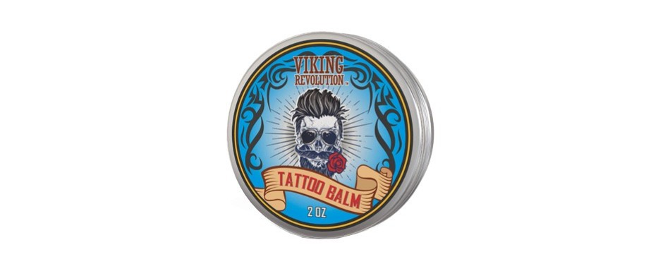 viking revolution vegan tattoo care balm