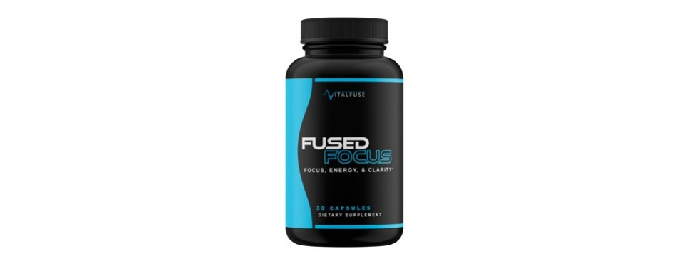 vitafuse extra strength brain supplement nootropic