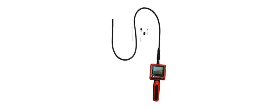 vividia 9mm portable digital flexible inspection camera
