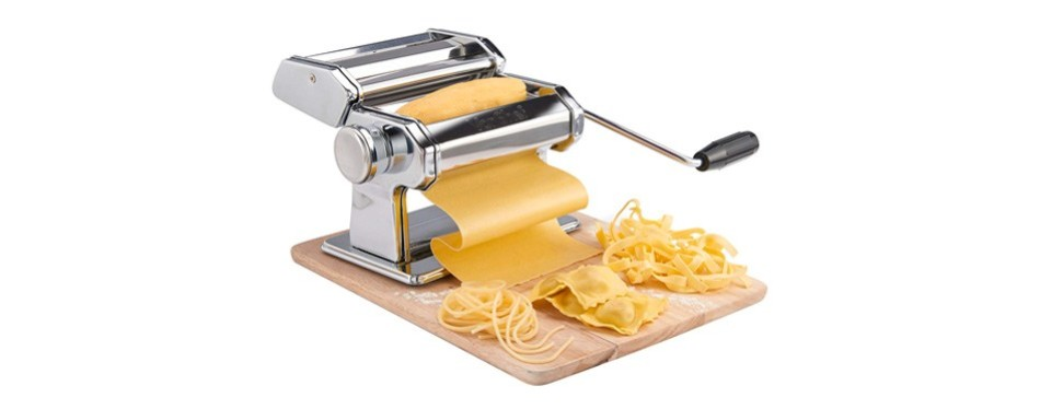 vonshef 3 in 1 pasta machine