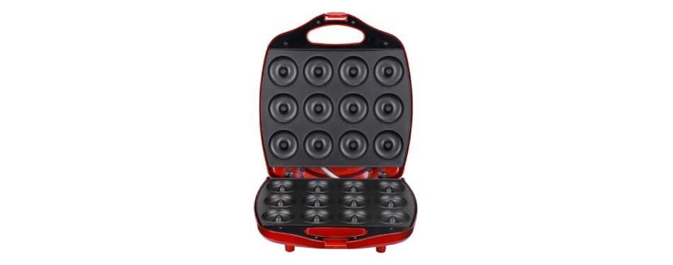 vonshef mini donut electric maker kit