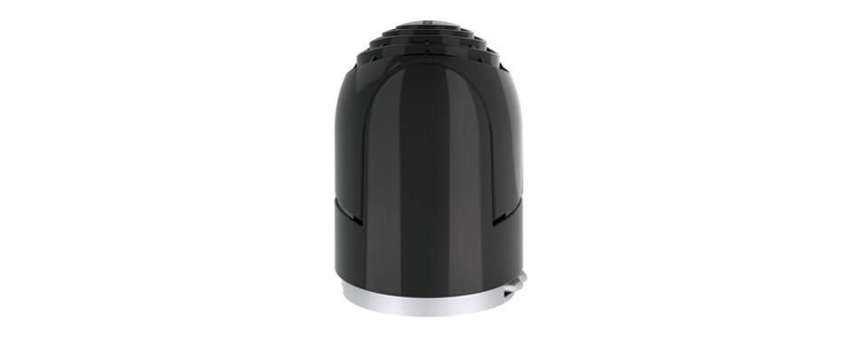 vornado flippi v6 personal air circulator fan, black