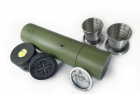 VSSL Camp Flashlight Flask