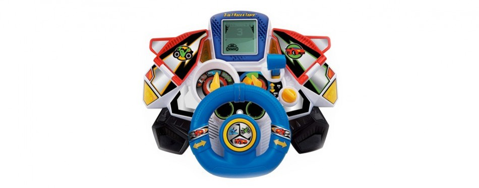 vtech 3in1 race and learn