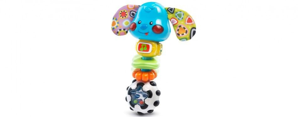 vtech baby rattle & sing puppy