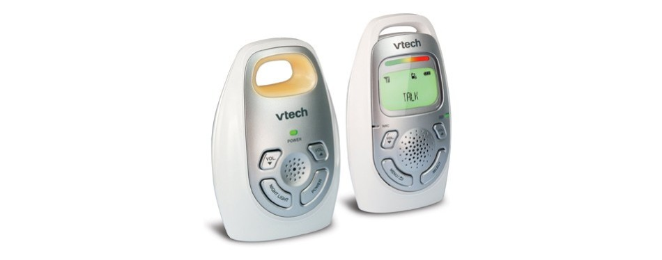 vtech dm223 audio baby monitor
