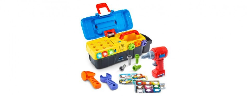 vtech drill & learn toolbox