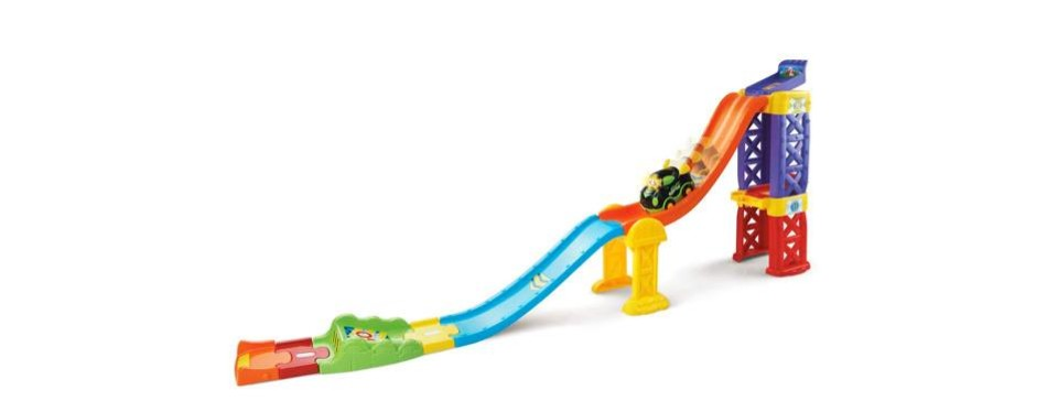 vtech go! go! launch and play raceway