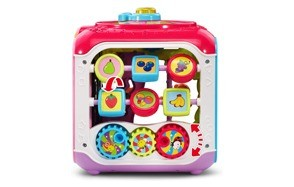 vtech sort and discovery activity cube