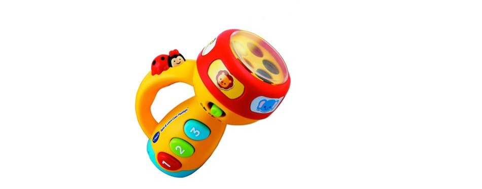 vtech spin and learn flashlight