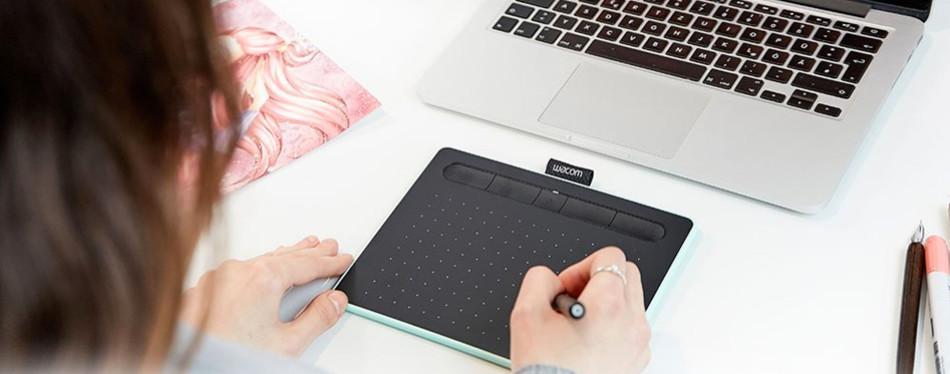 wacom intuos wireless graphic tablet