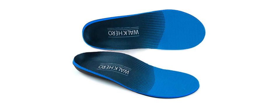 walkhero plantar fasciitis feet insoles